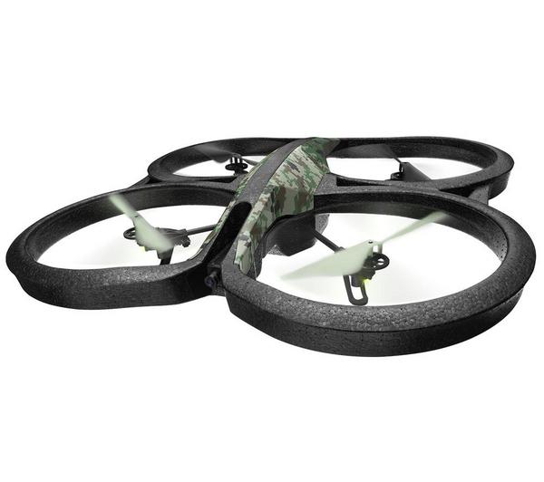 [Prijsfout] Parrot AR.Drone 2.0 Elite Edition Jungle voor €18,54 @ SI Computers
