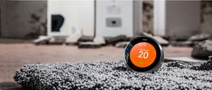 Nest Learning Thermostat V3 voor € 199.- @ Energiewacht