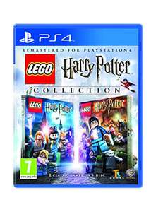 LEGO Harry Potter: Years 1-7 Collection (PS4) voor €23,74 @ Base.com