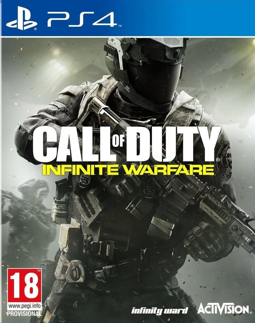 Call of Duty Infinite Warfare + DLC - PS4 voor €19 @ YGZ