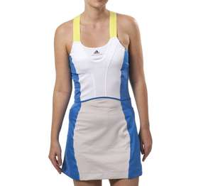 Adidas Stella McCartney Barricade Dress French Open SS13 voor €17 @ Keller Sports