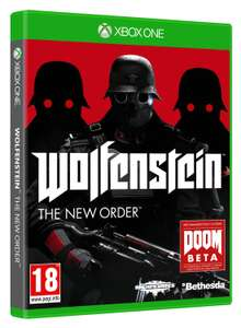 Xbox One met Kinect en Wolfenstein: The New Order voor € 463,79 @ Amazon.fr