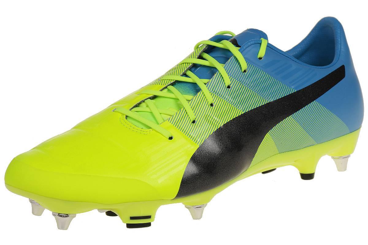 Puma Heren Voetbalschoenen evoPOWER 1.3 Mixed SG (maat 39 - 48,5) voor 18,55€ @Sneakerprofi