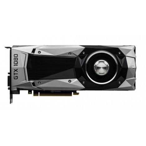 MSI GeForce GTX 1080 Founders Edition 8GB voor €505,60 @SiComputers.nl