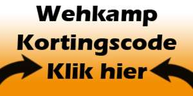 €5 extra korting op mode @ Wehkamp