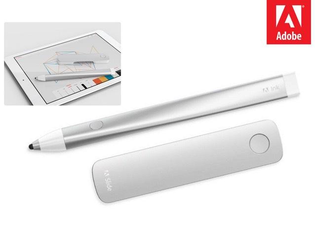 Adobe Ink & Slide Designstylus (iPad) voor €16,95 @ IBood