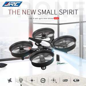[PRIJSFOUT?] JJRC H36 Mini 2.4GHz 4CH 6 Axis Gyro RC Quadcopter with Headless Mode/Speed Switch voor €3,53 @ YoShop App