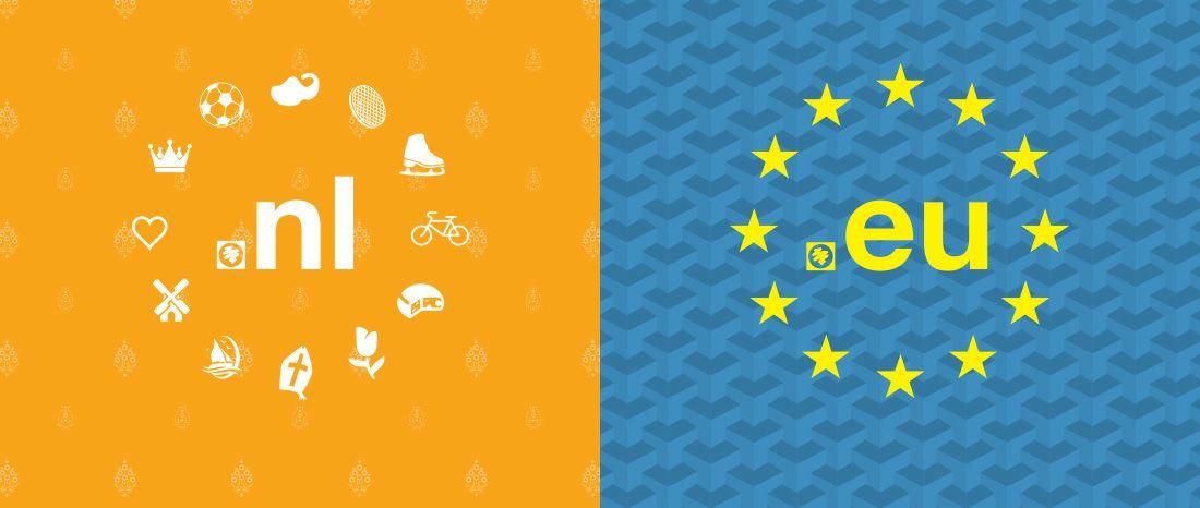 Nederland kiest! - .nl of .eu webadres voor slechts € 1,-. @ TransIP