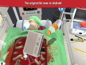 80% off op Surgeon Simulator @ Android
