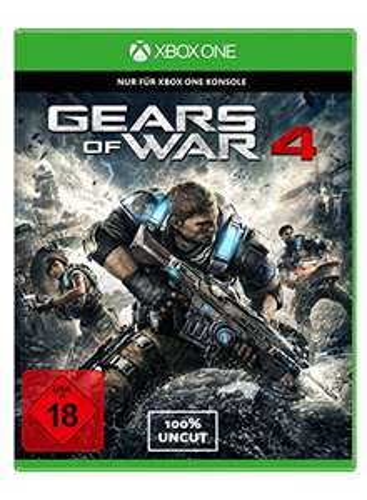 Gears of War 4 (Xbox One) voor €15,26 @ Amazon.de