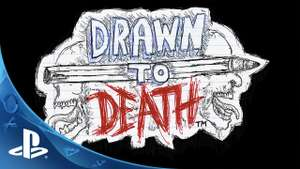 Drawn to Death (PS4) vanaf 4 april gratis met PlayStation Plus