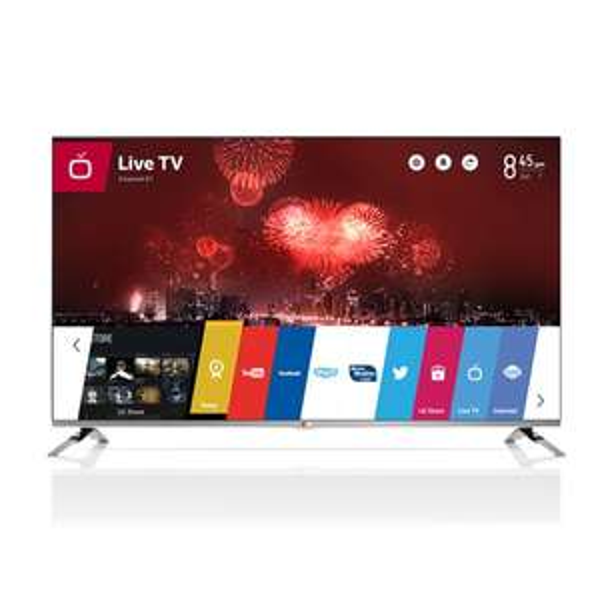 LG 55LB670V 3D Smart LED tv voor € 729,- @ Foka