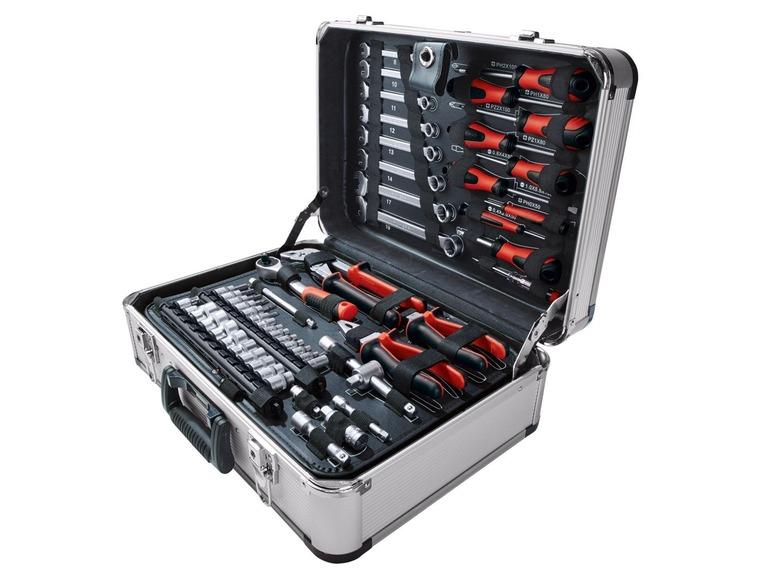 101-delige gereedschapskoffer