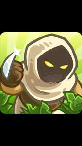 Kingdom Rush Frontiers(Android) nu 10CT normaal 2,29 @googleplay