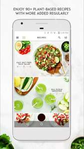 Oh She Glows - Healthy Recipe(Android) nu 10ct normaal 2,49 @googleplay