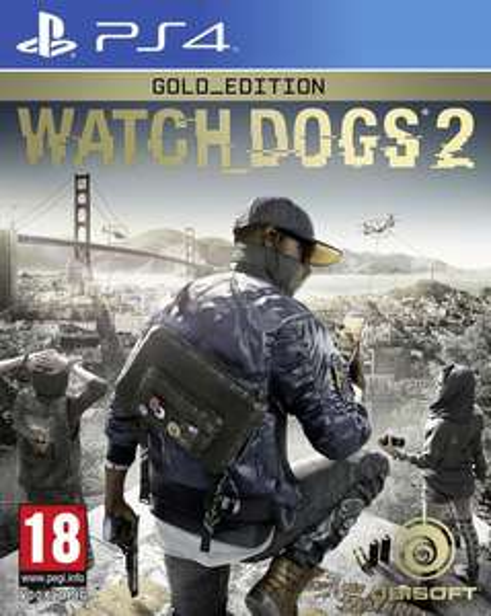 Watch Dogs 2 Gold Edition (PS4) voor €37 (rond €30 met 20% kortingscode) @ Ubisoft Store
