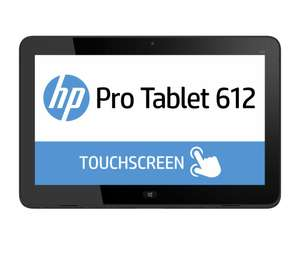 "[PRIJSFOUT?] HP Pro Tablet 612 G1 (L5G76EA) Zilver 12.5"", i3 4012Y, 128GB @ Afuture/4Launch"