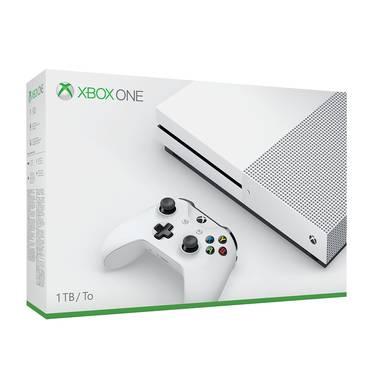 Xbox One S 1TB   Xbox One S 1TB van €349 voor €249 bij Intertoys