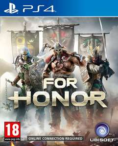 For Honor (PS4/Xbox One) voor €39,99 @ Bol.com