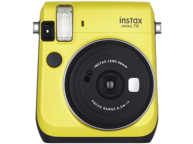 Fujifilm Instax Mini 70 Geel voor €72,99 @ Media Markt