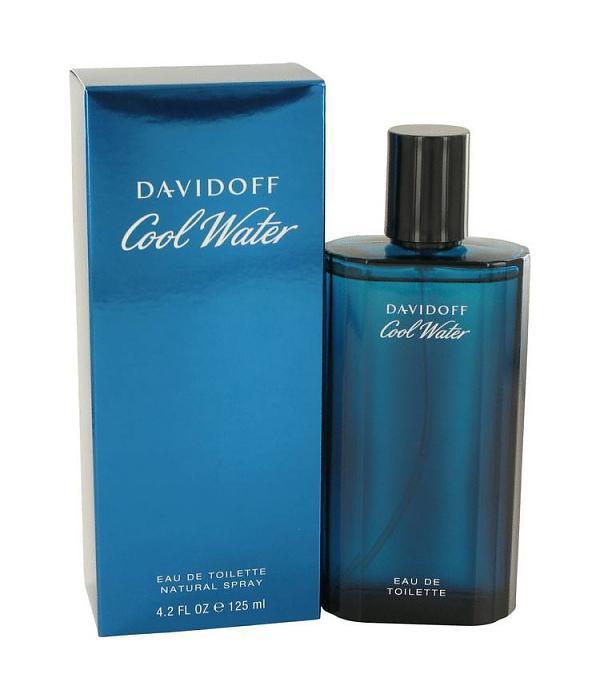 Davidoff Cool Water eau de toilette 125 ML @voordeeltrends.nl