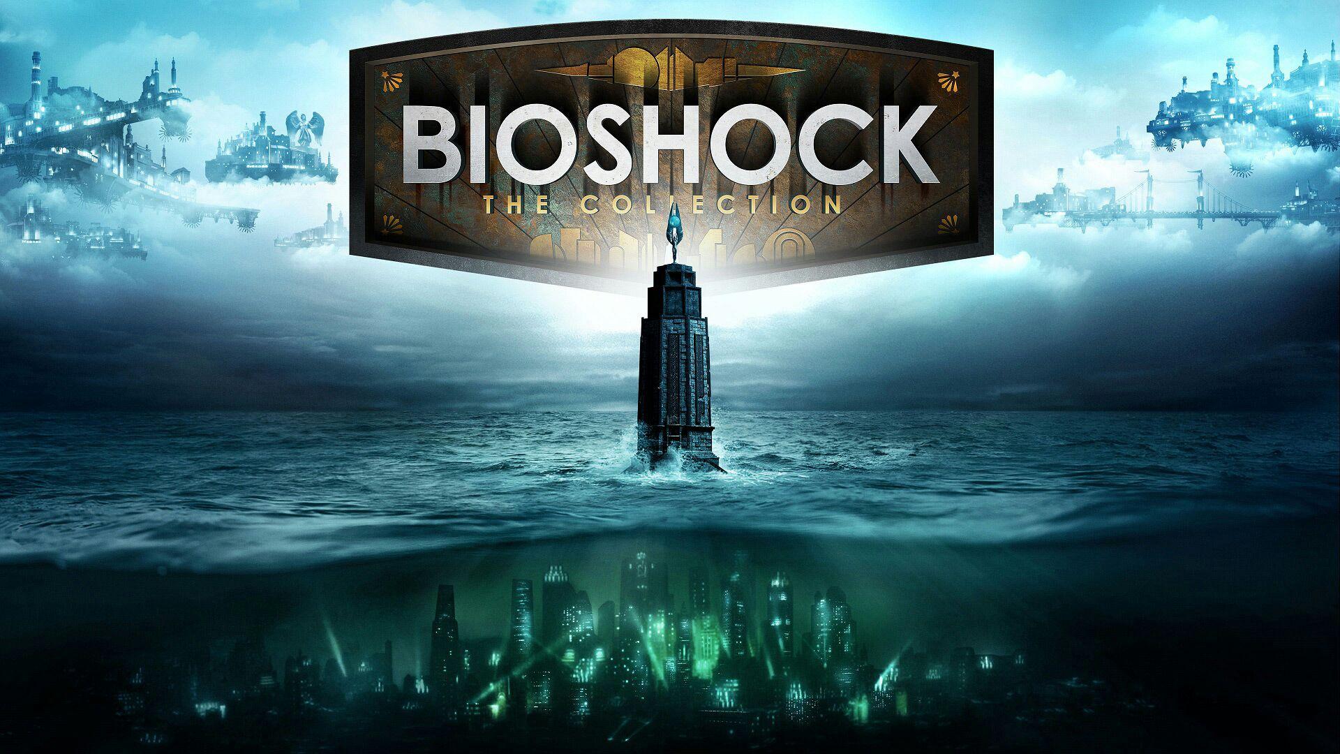 BioShock: the Collection - van 34,43 nu 14,99 euro @ Steam