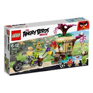 LEGO Angry Birds island eierenroof 75823 voor €25,18 @ Intertoys