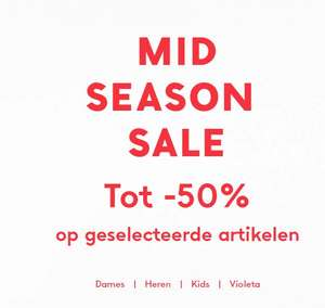 Mid Season SALE @ Mango