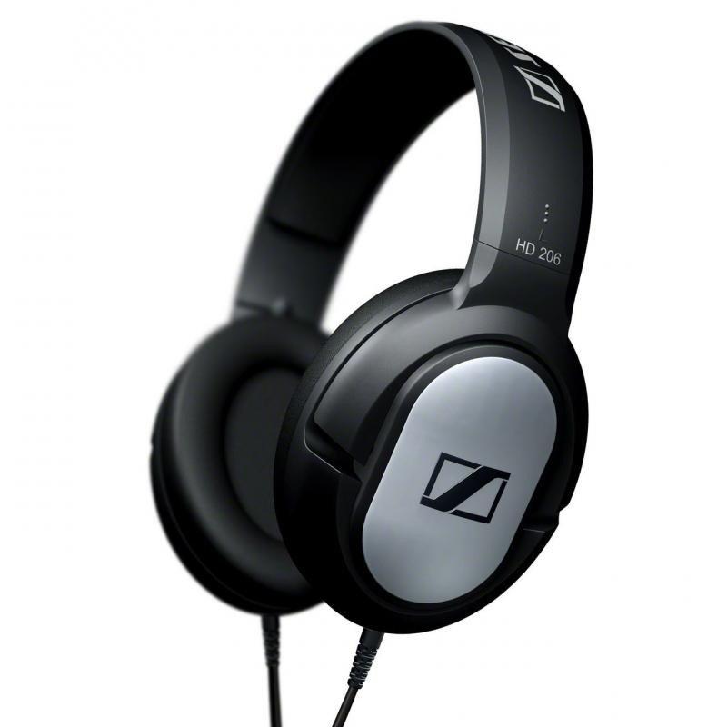 [UPDATE: nu €27] Sennheiser HD 206 hoofdtelefoon voor €29 @ Expert