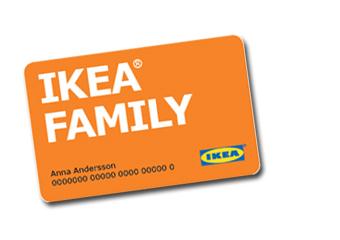 €10 cadeaukaart bij elke €100 @ IKEA