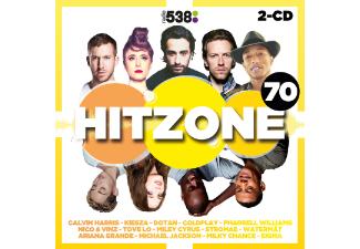 538 Hitzone 70 (2CD) voor €10 @ Saturn