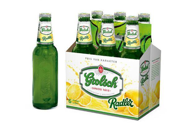 [Weekend 24-26 maart] 40% korting op Grolsch Radler; bijv 6 flesjes 0,3l voor 2,45 ipv 4,09 euro @ AH