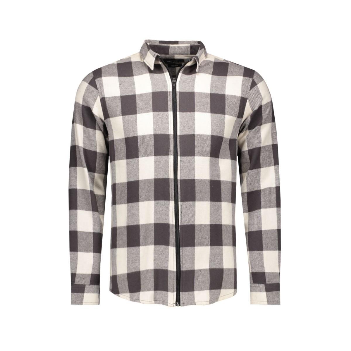 Only & Sons overhemd (met rits) voor €10 @ Sans Online