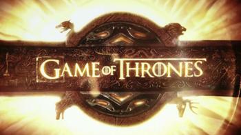 Game of Thrones DVD box heel seizoen