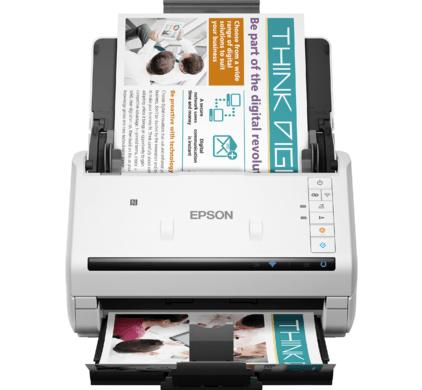 Epson WorkForce DS-570W documentscanner voor €399 @ Coolblue