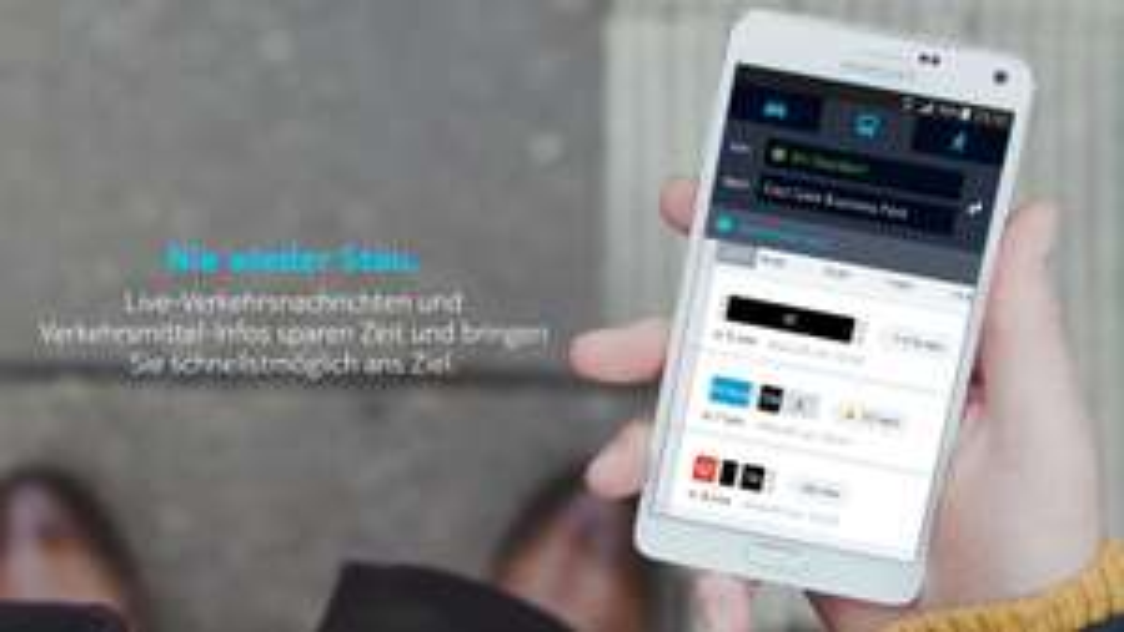Nokia Here Maps beta ((offline) maps / navigatie) gratis @ Google Play