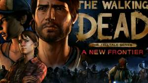 Telltale's The Walking Dead Season 3 The New Frontier XBO/PS4