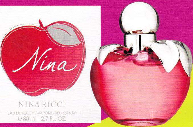 Nina Ricci edt 80 ml van € 77,85 voor € 29,99 @ Dio Drogist
