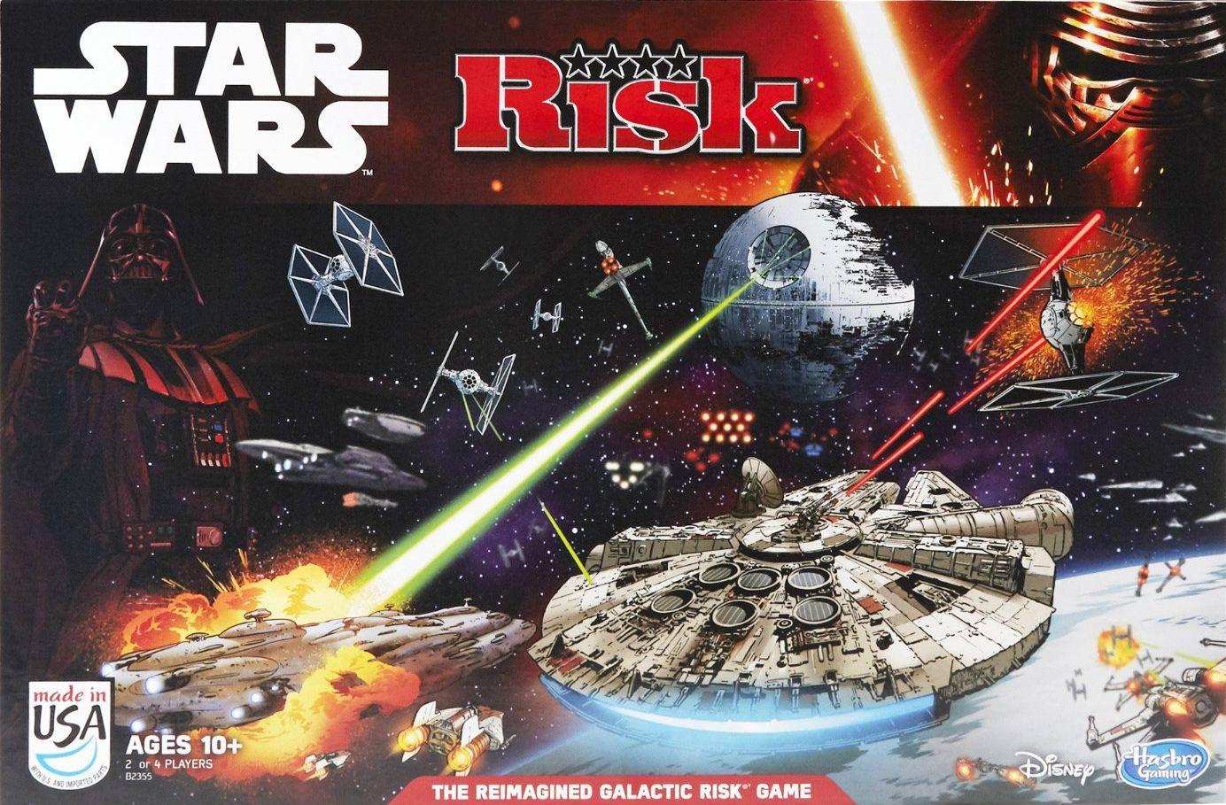 Star Wars Risk voor € 9,99 @ Kruidvat