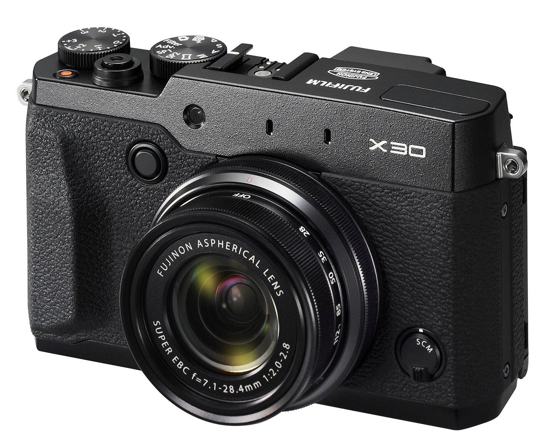Fujifilm FinePix X30 voor €434,26 @ Amazon.fr