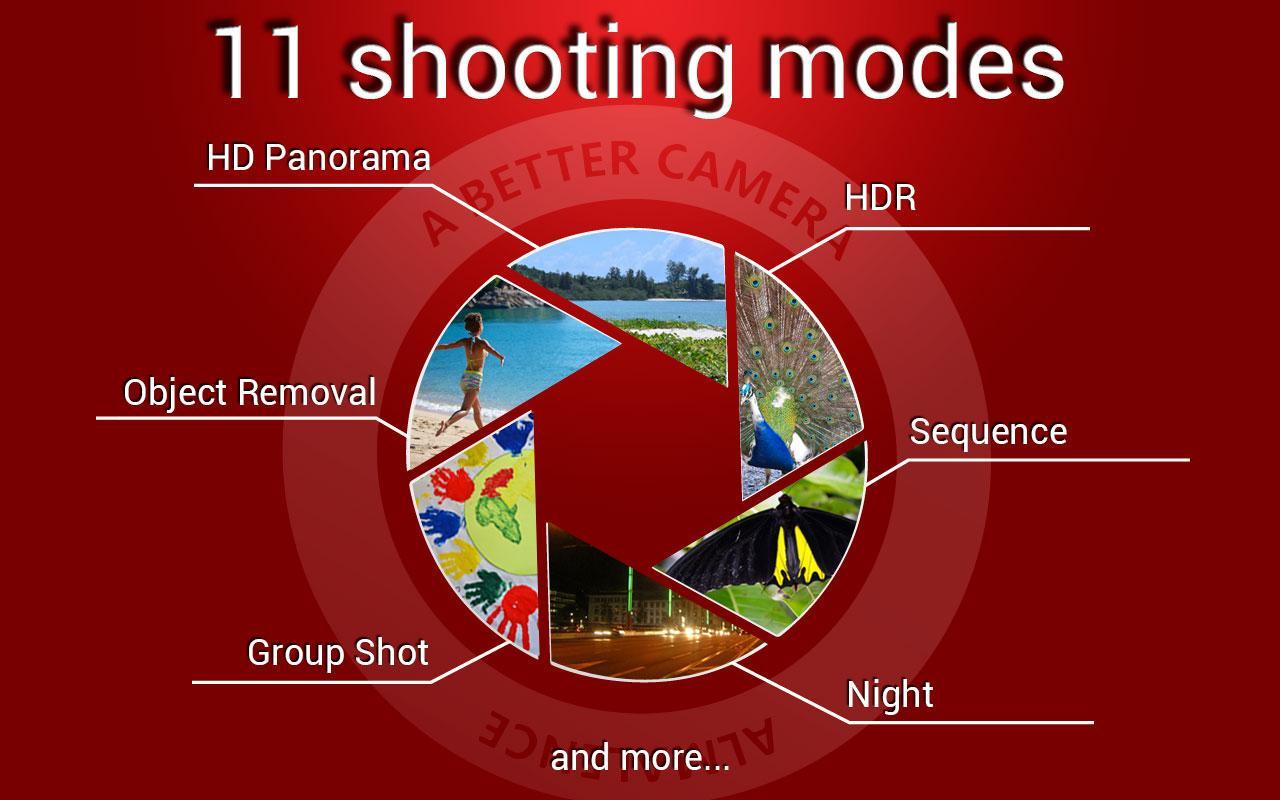 'A Better Camera' pro-app gratis door code @ Google Play