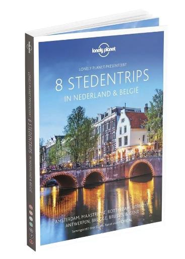 Gratis Lonely Planet met 8 Stedentrips in NL/BE bij twee actieproducten bij Kruidvat