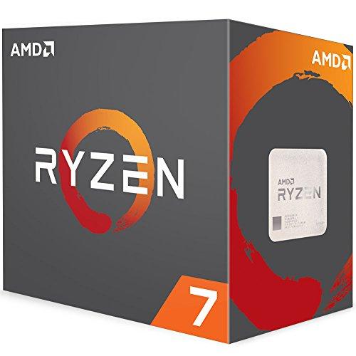 AMD Ryzen 7 1700X Boxed zonder koeler [Amazon.fr] voor €358,48 (€408,80)