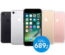 Apple iPhone 7 32GB @ PDAshop.nl aka Coolblue