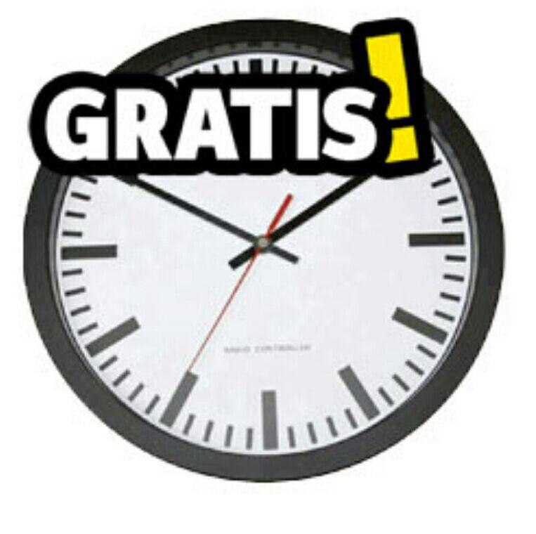 Gratis zendergestuurde klok bij conrad vanaf €50