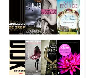 Gratis 8 eBooks & audioBooks door code @ Bookchoice