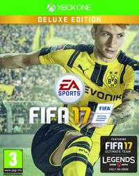 FIFA 17 digitale download code (Xbox One) @ Gameshop Twente