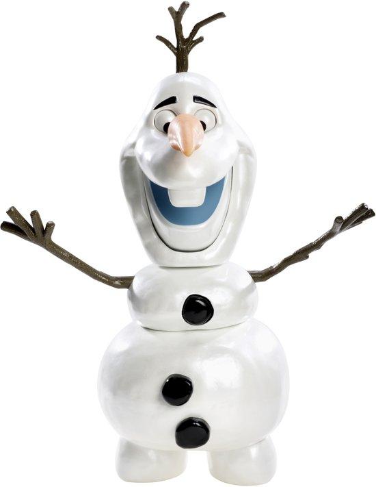 [UPDATE] Disney Frozen Olaf de Sneeuwman (speelfiguur) voor €5,78 @ Bol.com