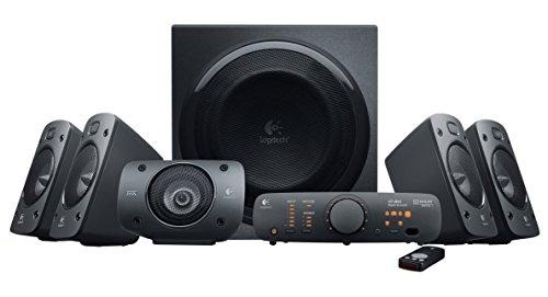 Logitech Z906 5.1 luidsprekersysteem voor €162,68 @ Amazon.de