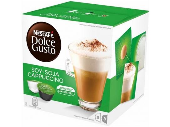 Nescafe Dolce Gusto Soja Cappuccino voor €1,68 excl. @ Art & Craft